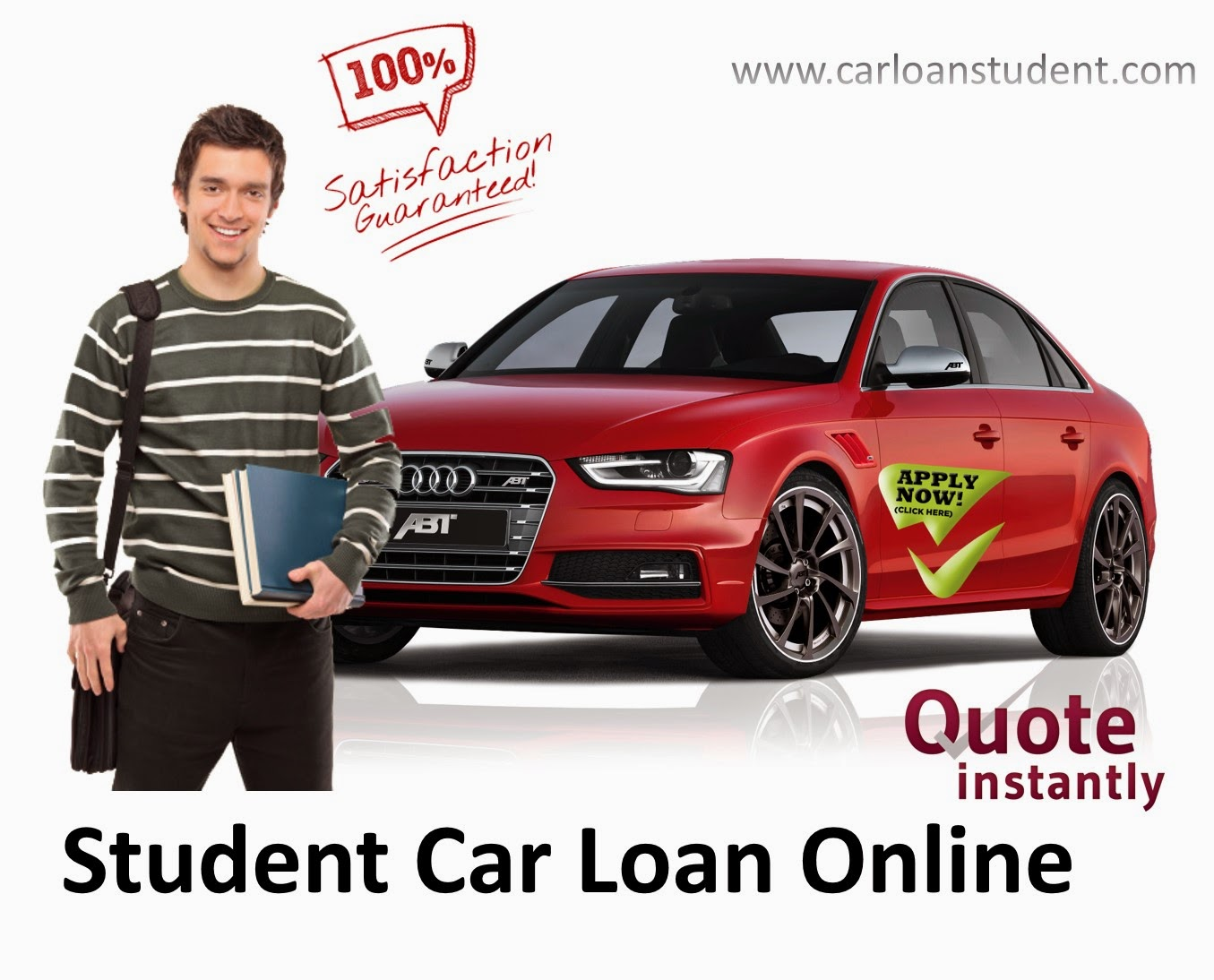 tips for getting a student car loan online with the best cheap interest rates helping student. Black Bedroom Furniture Sets. Home Design Ideas