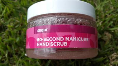 True Blue Spa Sugar 60-Second Manicure Hand Scrub www.modenmakeup.com