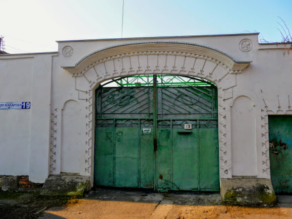 Николаев. Архитектурные памятники