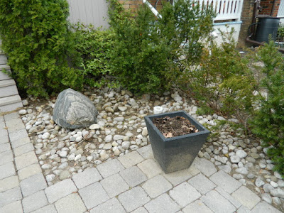 Mount Pleasant East Davisville Front Garden Spring Cleanup After by Paul Jung Gardening Services a Toronto Gardening Company