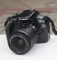 harga Jual Canon EOS 1100D second