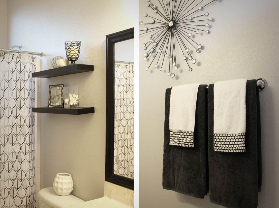 20 Creative Decorating Ideas For Small Bathroom Design - Decor Units