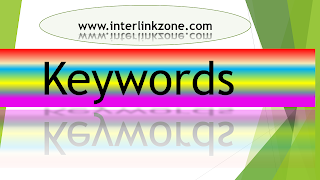 What does keyword mean in SEO