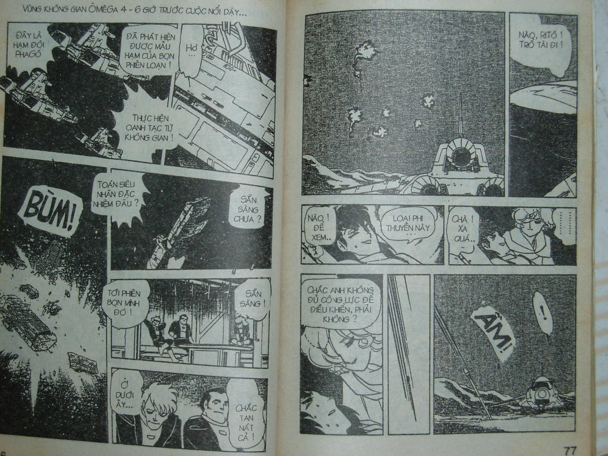 Siêu nhân Locke vol 17 trang 37