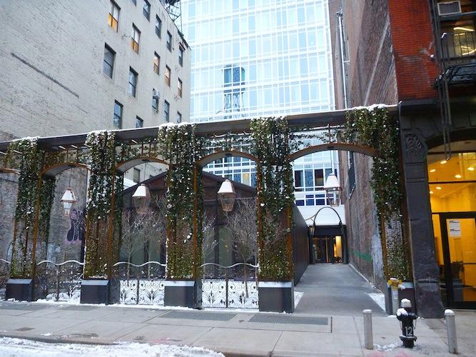 Loveisspeed Mondrian Soho New York