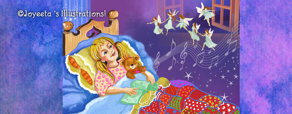Cover Page For Children S Book : Artsutra cover page of two children s story book i worked
