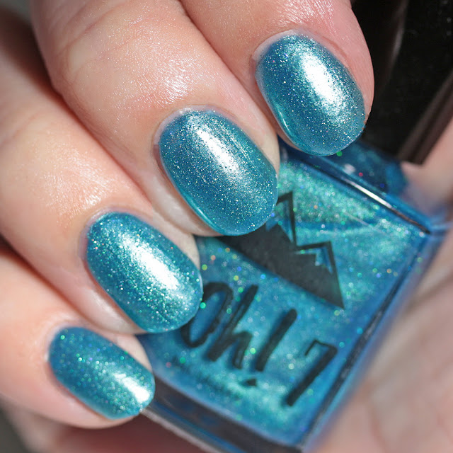 3 Oh 7! Nail Lacquer Frostbite