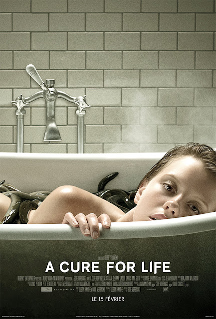 映画 A cure for wellness
