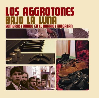 LOS AGGROTONES - Bajo la Luna (EP - 2010)