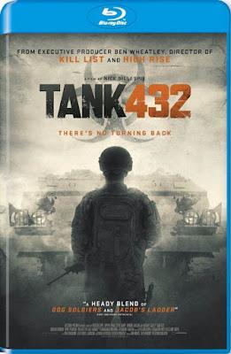 Tank 432 2016 BD25 Sub