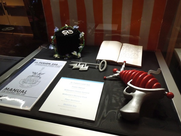 Teen Beach Movie props Disney D23 Expo