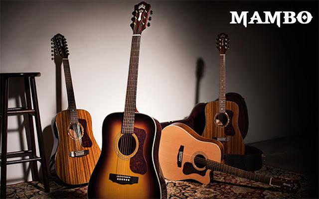 Mua Đàn Guitar Giá Rẻ Tại Nhạc Cụ MamBo.