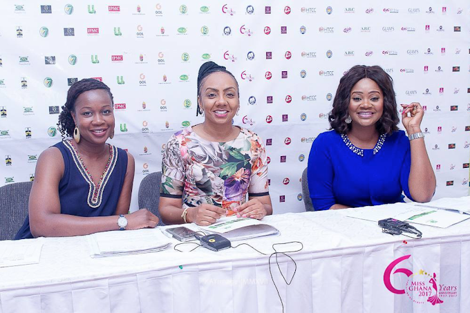 Final 20 For Miss Ghana 2017 Unveiled