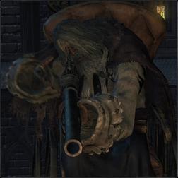 Wheelchair Huntsman (Rifle)