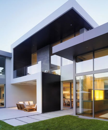 27 Best American Home Architecture Images On Pinterest: Modern Homes And Modern Home Exterior