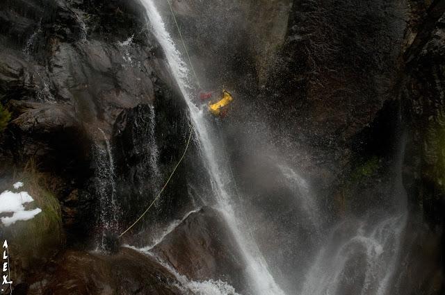 Resultado de imagen de GMM barranco poqueira