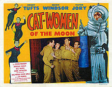 Retro Sci-Fi Weekend:'Cat-Women Of The Moon'