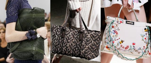 desain tas wanita di milan fashion week