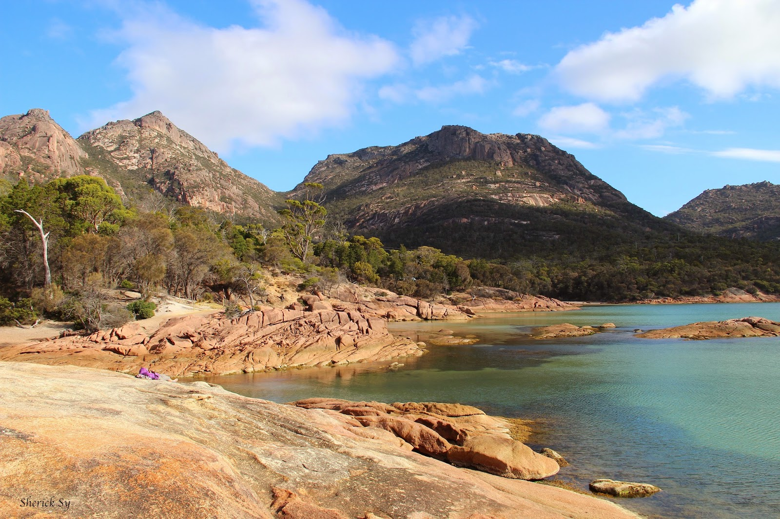 Honeymoon Bay, Freycinet National Park, Tasmania