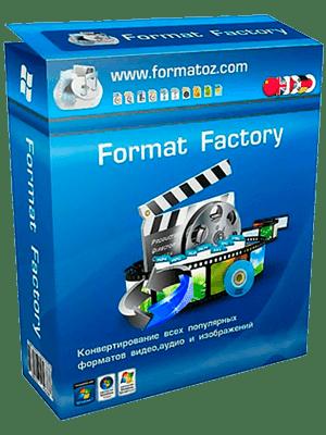 Format Factory v4.1.0.0 Box Imagen
