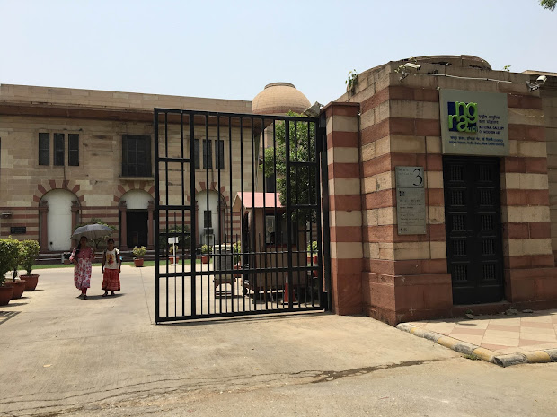 National Of Modern Art Delhi India