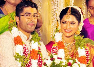 Mamata Mohandas Family Husband Parents children's Marriage Photos