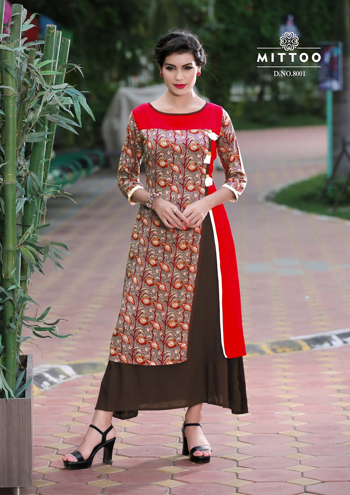 Mittoo-Panghat Vol 1-New Arrival Designer 14kg Rayon Kurti