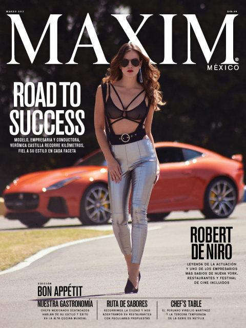 Revista Maxim Mexico - Marzo 2017 PDF Digital   Descargar Revistas ...