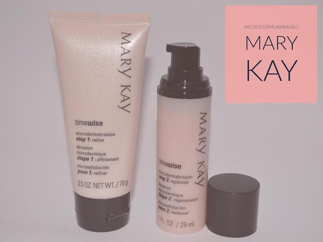 Kit esfoliação Mary Kay