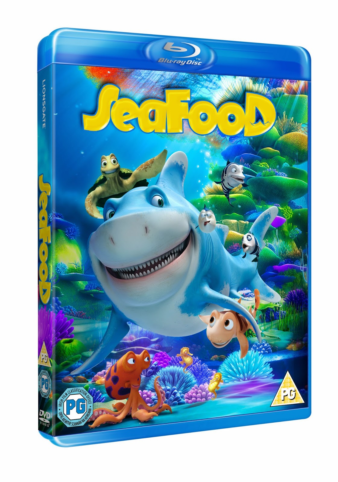 Seafood Animation, SeeFood Animation, children movies for half term