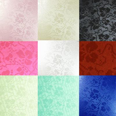 tabella+colori+effetto+seta NOVITA' 2013 - Partecipazioni pocket, card e segnalibro effetto setaAvvisi - Novità