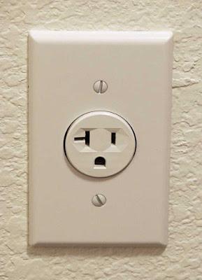 Instalaciones eléctricas residenciales - Enchufe tipo B de 20 A