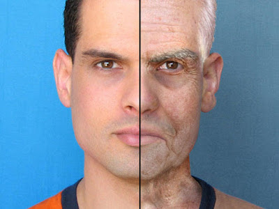 Jovem e velho: duas faces da mesma vida!