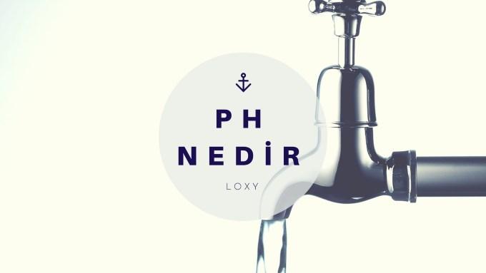 ph nedir ph değeri nedir