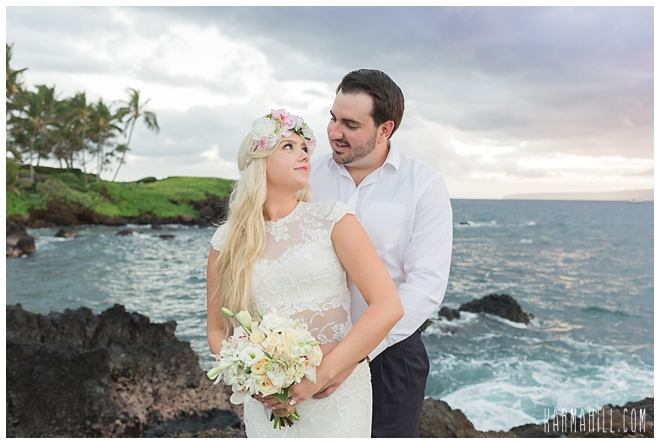 Maui Estate Wedding