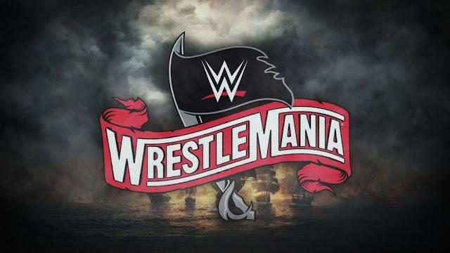 Resultado de imagem para wrestlemania 36