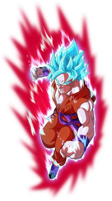 Super Saiyan Blue Kaioken x 10