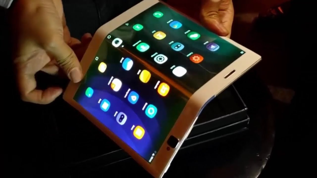 What are the most anticipated foldable smartphones of 2019