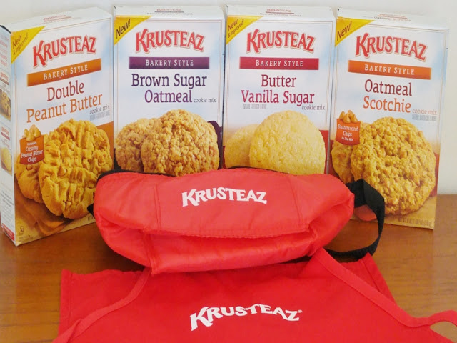 My WAHM Plan: Krusteaz prize pack