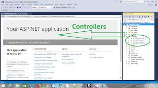Asp.net MVC Controllers Tutorials