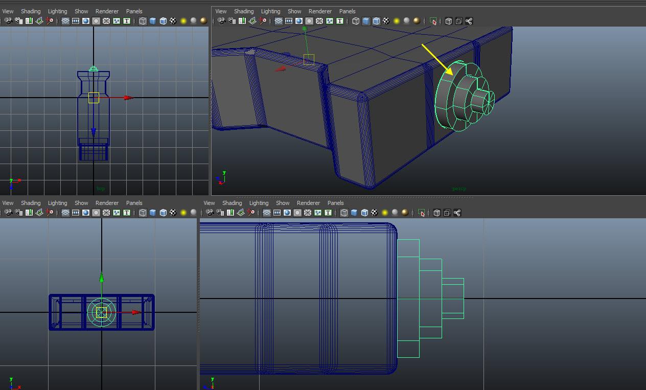 USB Modeling 30