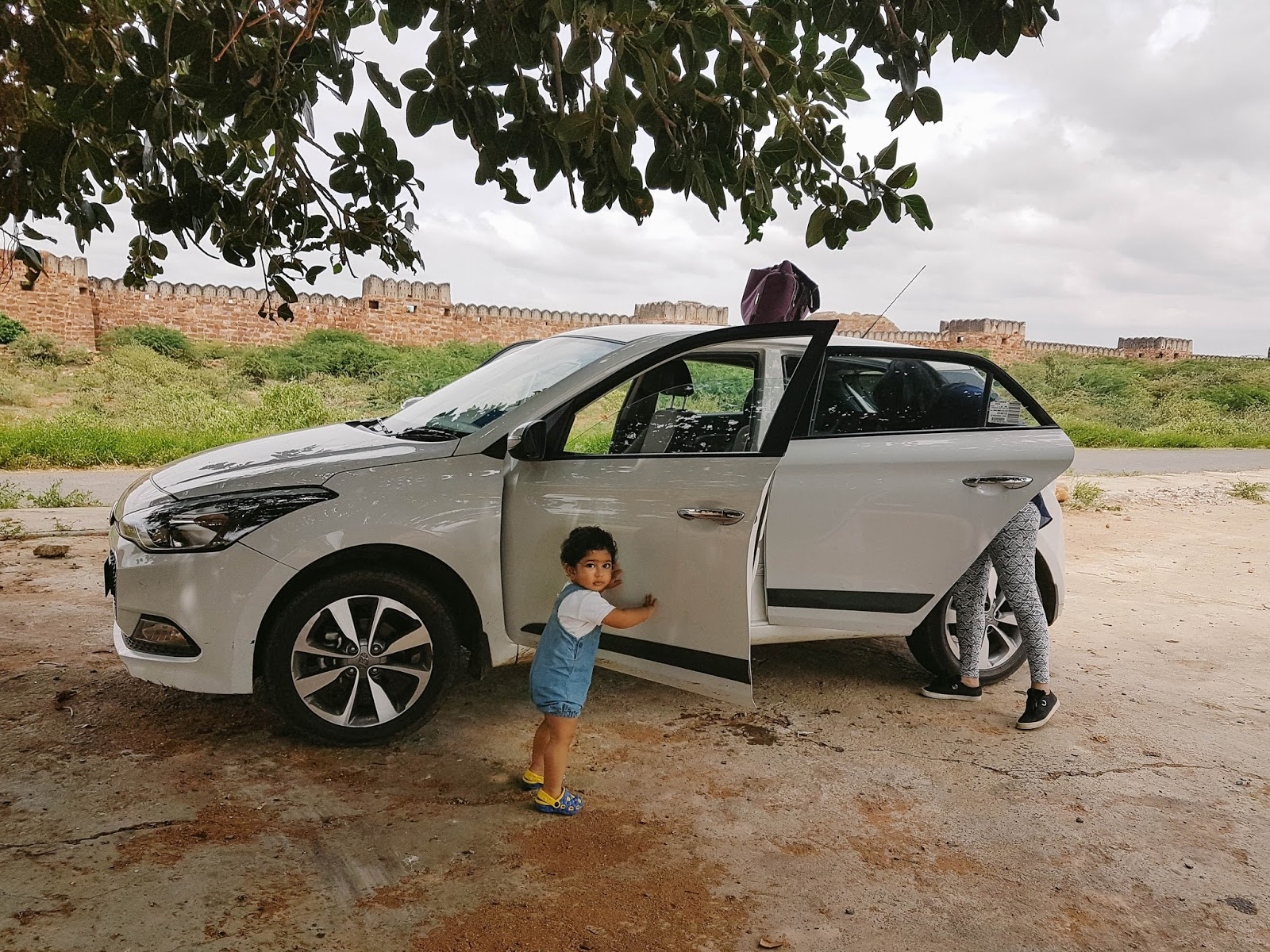 road trip in hyundai i20