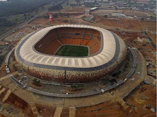 SOCCER CITY, SOUTH AFRICA