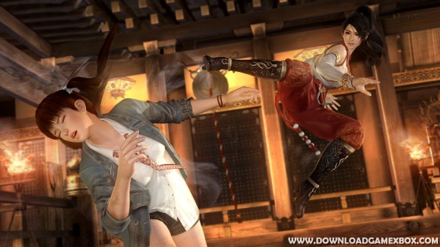 Dead or Alive 5 Ultimate [Region Free][ISO] - Download Game
