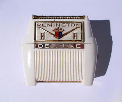 Remington Roll-a-Matic Deluxe - rasoio elettrico del 1960 - vintage - collezionismo - annunci