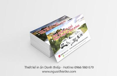 Các mẫu Card Visit đẹp
