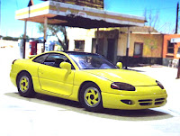 Dodge Stealth 1995 - Amt/Ertl 1/25