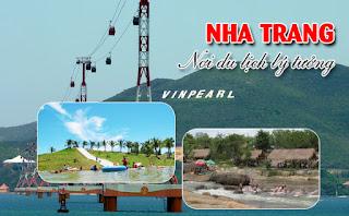 Vietnam Airlines: Giảm giá các chặng bay đến Nha Trang chỉ còn 299.000 vnđ