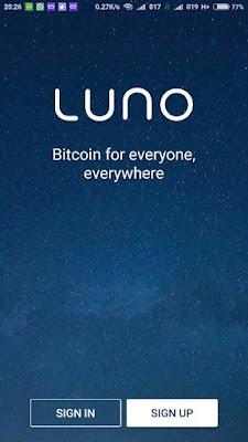 cara mendaftar wallet bitcoin luno