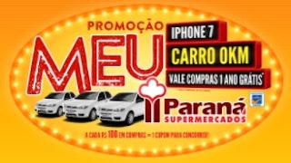 Promoção Paraná Supermercados Paraná 2017